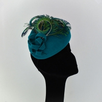GF114 - Gina Foster Millinery, London