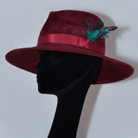 JC108 - Jess Collett Fedora